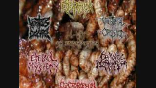 Vomitous Discharge - VomitGore ChristCore