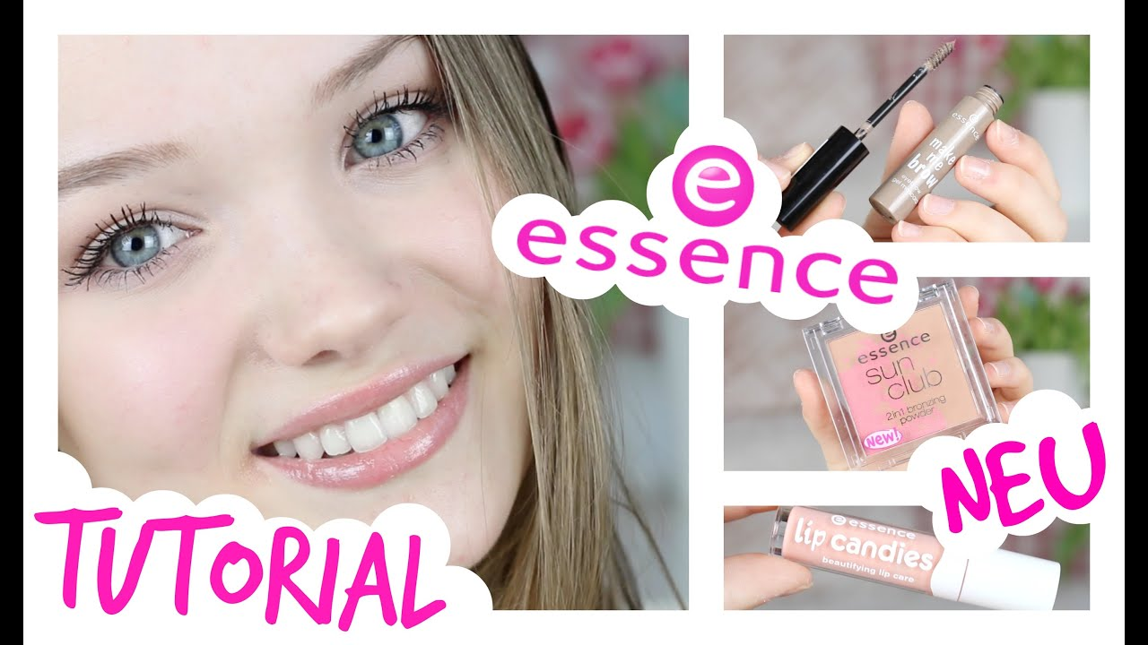 all essence makeup neues sortiment review tutorial. Black Bedroom Furniture Sets. Home Design Ideas