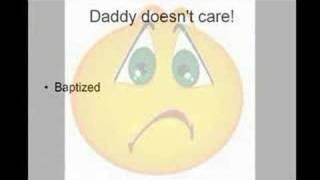 Daddy wasn