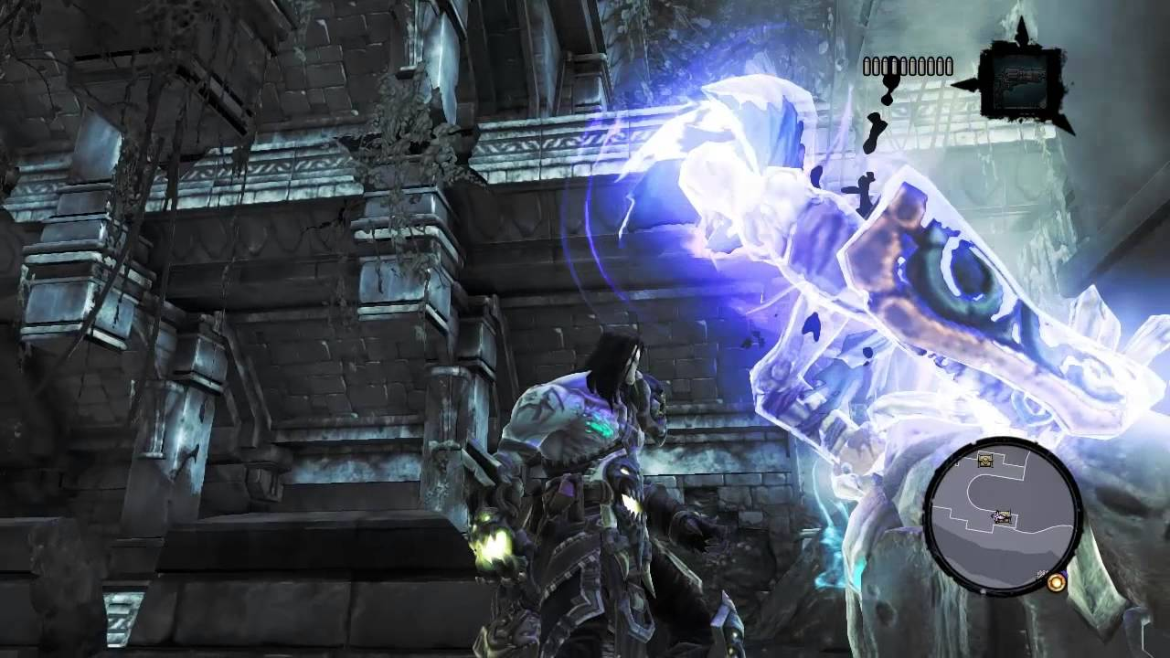 CAN'T CHANGE TO REAPER FORM??? - Darksiders 2 - walkthrough part ...