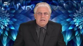 Sanremo 2017 - Maurizio Crozza imita il Presidente Mattarella