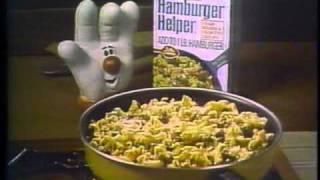 Hamburger Helper Commercial (1978)