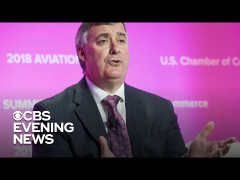 Top executive who oversaw 737 Max out at Boeing