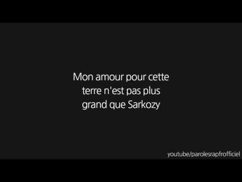 Booba -Mon pays (Lyrics)
