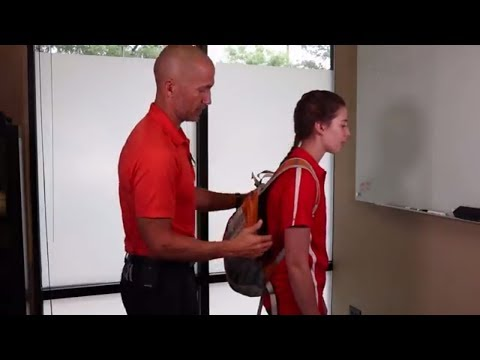 Backpack Safety for Kids: Proper Fitting, Weight, & Effects on Spine