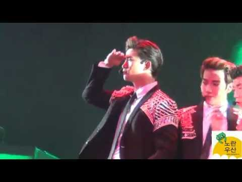 Fancam] SEXY LADY 20150117 Nanjing Taecyeon, 택연, テギョン, 2PM