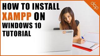 Gambar cover How to install XAMPP on Windows 10 - [ XAMPP Beginners Tutorial ]