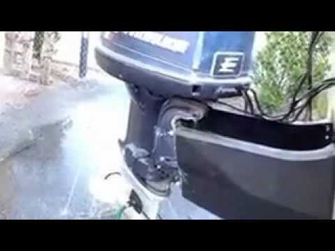 1979 evinrude 235 outboard for sale youtube for Outboard motors for sale in louisiana