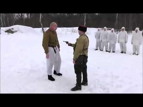 Нож в бою, рукопашный бой РККА - подготовка бойцов