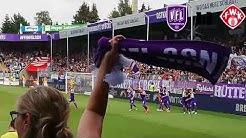 StadionVLOG #01 - VFL Osnabrück vs Würzburg (3.Liga) Last-Minute-Sieg LIVE aus dem Stadion