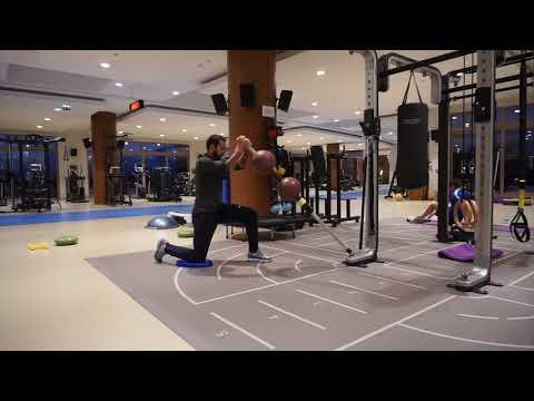 Training For Block Start - Ramil Guliyev