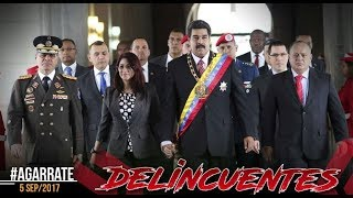 .@Csanchezberzain | CONVENCIÓN DE PALERMO | DELINCUENTES  | PARTE 3 | AGÁRRATE | FACTORES DE PODER