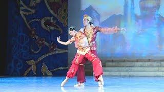 Пензенцы увидели знаменитую сказку «Тысяча и одна ночь» на языке танца
