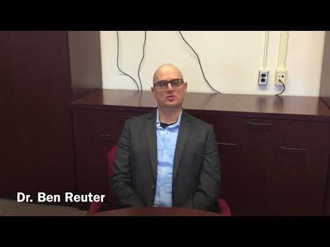 Exercise Science Degree at Cal U - Faculty Showcase: Dr. Ben Reuter