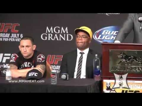UFC 162: Silva vs Weidman Post-Fight Press Conference (LIVE! / complete + unedited)