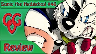 Sonic the Hedgehog - Issue 46 [Comic Review]
