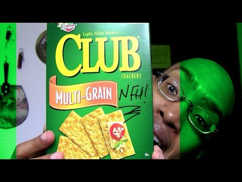 THAT TASTES LIKE (#25)... Keebler Multi-Grain Club Crackers