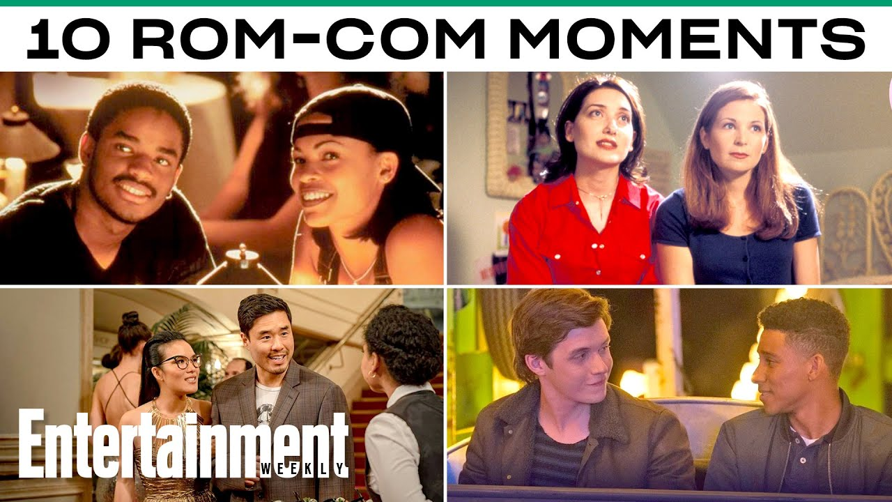 10 Rom-Com Moments That Make Our Heart Skip a Beat!