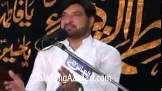 Allama Nasir Talhara (9th Ramzan 1436/2015 Talagang)