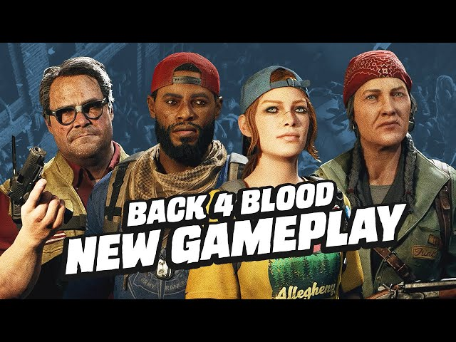 Back 4 Blood (видео)