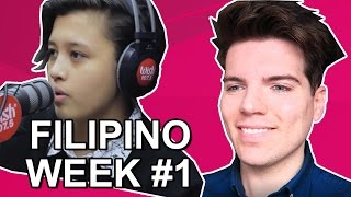 JAY KENT - SHAPE OF YOU REACTION (ED SHEERAN COVER) | FILIPINO WEEK #1