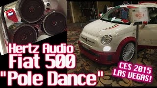 Hertz Audio Fiat 500