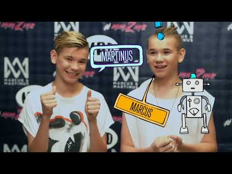 Marcus & Martinus: Questions TAG (όσα θα ήθελες να ξέρεις!)