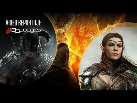 Universos de Videojuego: The Elder Scrolls