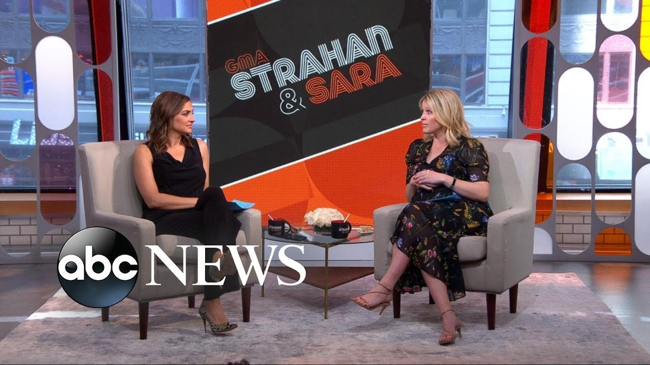 Sara And Paula Faris Open Up About Postpartum Depression