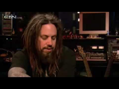 Korn Bassist Fieldy Finds JESUS !! Reginald Arvizu saved from darkness, addiction & drugs.