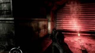 AvP aliens vs predator 2010-07-06 sapphire 5770 gameplay