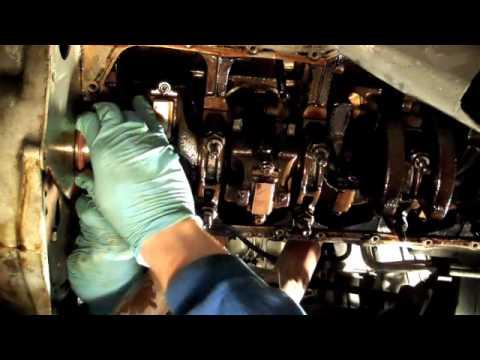 Jeep 4 0 Rear Main Seal Part 2 Youtube
