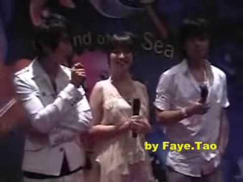 070607 Legend of the Sea - Gala Premiere (JJ, Kym & Rynn).wmv