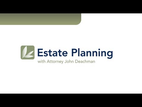 VIDEO: Legacy Trust & Wills - Estate Planning