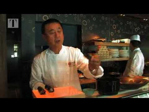 Nobu Matsuhisa On How To Make Handrolls
