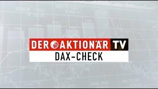 DAXCheck Stopp beim DAXProdukt wurde erneut nachgezogen
