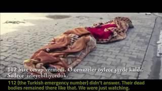 HDP tarafından hazırlanan AKP'nin Cizredeki katliam  videosu