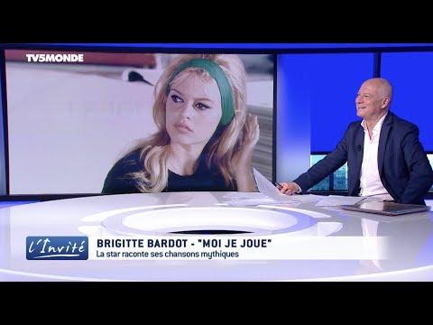 """Brigitte Bardot l'interview vérité : """"Mes amours, mes chansons, mes colères"""" - TV5MONDE"""