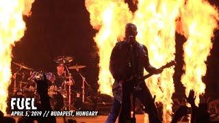 Metallica: Fuel (Budapest, Hungary - April 5, 2018)