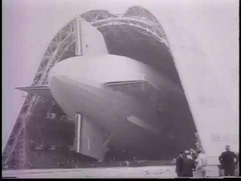 USS MACON: FLYING