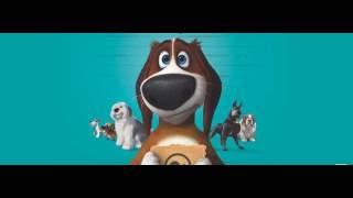 Большой собачий побег русский трейлер 2016