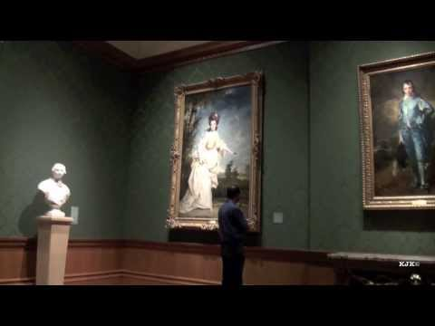 Kyle Visits Huntington Library and Gardens