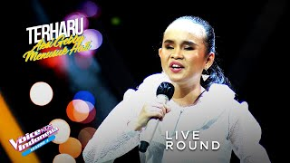 Gebby - Andai Aku Bisa | Live Round | The Voice Kids Indonesia Season 4 GTV 2021