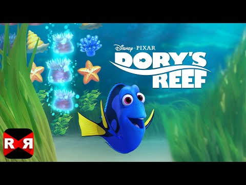Dory's Reef (By Disney) - iOS / Android - Gameplay Video