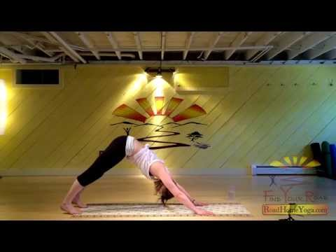 RoadHomeYoga.com- Aimee DeRoehn- Mother s Day Vinyasa, I want a Mom!!! from YouTube · Duration:  1 hour 15 minutes 48 seconds