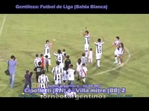 Cipolletti 4 - Villa Mitre 2