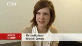 Made in Germany | Microsoft -- Women for senior management