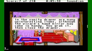 Let's Play King's Quest III, Part 1: A man, a plan