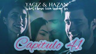 Yagiz  Hazan Su Historia -  Capitulo 41