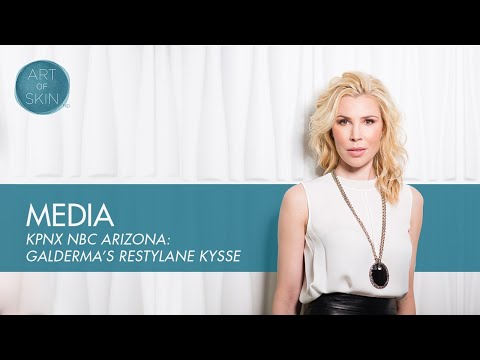 Dr. Melanie Palm on Restylane Kysse: KPNX TV NBC Arizona
